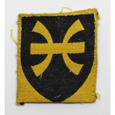 12th Infantry Brigade Formation Sign