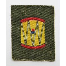 45th (Wessex) Division Printed Formation Sign