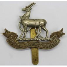 Royal Warwickshire Regiment Cap Badge