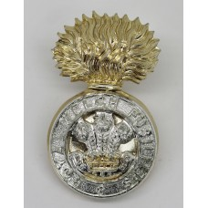 Royal Welch Fusiliers Anodised (Staybrite) Cap Badge