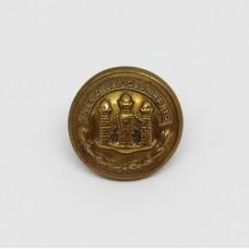 Cambridgeshire Regiment Officer's Button (Small)