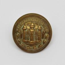 Cambridgeshire Regiment Officer's Button (Large)
