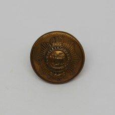 Worcestershire Regiment Officer's Button (Small)