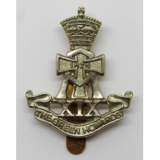 The Green Howards (Yorkshire Regiment) Cap Badge (Last Pattern)