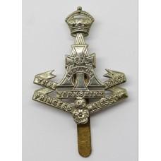 The Yorkshire Regiment (Green Howards) Cap Badge