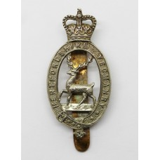 Hertfordshire Yeomanry cap badge