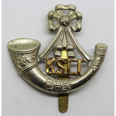 King's Shropshire Light Infantry (K.S.L.I.) Cap Badge