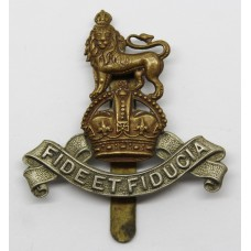 Royal Army Pay Corps (R.A.P.C.) Cap Badge - King's Crown