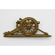 Royal Artillery Senior N.C.O.'s Gun Arm Badge