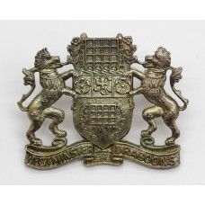 Westminster Dragoons Officer's Cap Badge