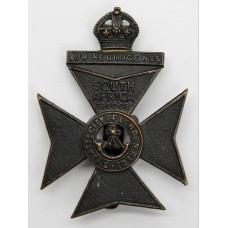 6th City of London Battalion (City of London Rifles) London Regiment Cap Badge