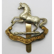 King's (Liverpool) Regiment Cap Badge