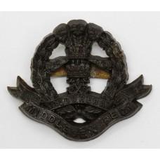 Middlesex Regiment WW2 Plastic Economy Cap Badge