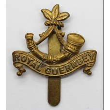 Royal Guernsey Light Infantry Cap Badge