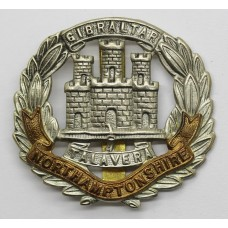Northamptonshire Regiment Cap Badge
