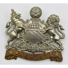 Victorian / Edwardian Manchester Regiment Cap Badge