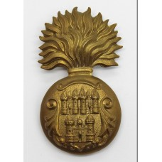Victorian Royal Dublin Fusiliers Glengarry Badge