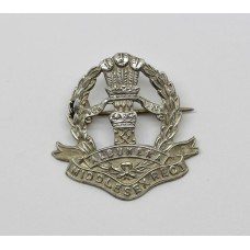 WW1 Middlesex Regiment 1915 Hallmarked Silver Sweetheart Brooch