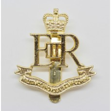 Military Provost Staff Corps Anodised (Staybrite) Cap Badge