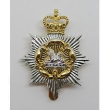 Gloucestershire & Hampshire Regiment Anodised (Staybrite) Cap