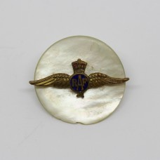 Royal Air Force (R.A.F.) Sweetheart Brooch