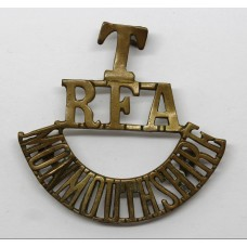 Monmouthshire Territorials, Royal Field Artillery (T / R.F.A. / M