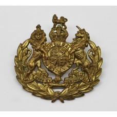 British Army Regimental Corporal Major (Household Cavalry) Rank Badge - King's Crown