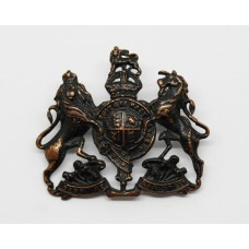 British Army Warrant Officer's W.O.1's Rank Arm Badge - King's Crown
