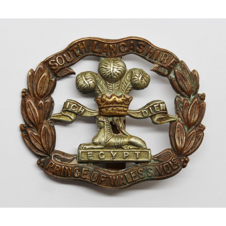 c97bd81382f3f South Lancashire Regiment Cap Badge