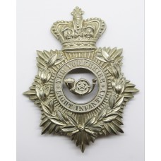 Victorian King's Own Yorkshire Light Infantry (K.O.Y.L.I.) Volunteer Bns. Helmet Plate