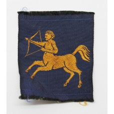 7th AGRA (Royal Artillery) Cloth Formation Sign