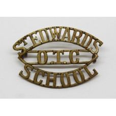 St. Edward's School (Oxford) O.T.C. (ST. EDWARDS / OTC / SCHOOL)