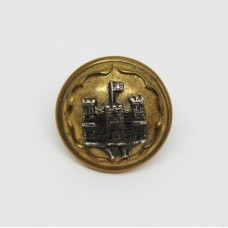 6th Dragoon Guards (Inniskillings) Officer's Button (Small)