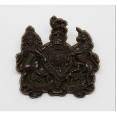 General Service Corps WW2 Plastic Economy Cap Badge