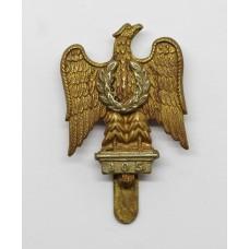 1st Royal Dragoons Cap Badge