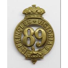 89th (Princess Victoria's) Regiment of Foot Pre 1881 Glengarry Ba
