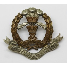 Victorian / Edwardian Middlesex Regiment Cap Badge