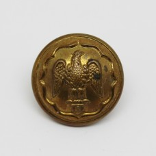 Royal Irish Fusiliers Officer's Button (Small)