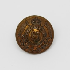 5th Royal Irish Lancers Officer's Button - King's Crown (Small)