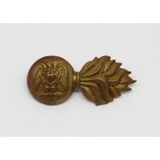 Royal Irish Fusiliers Collar Badge