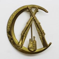 Aden Government Guard Cap Badge