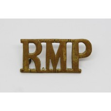 Royal Military Police (R.M.P.) Shoulder Title