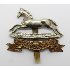 West Yorkshire Regiment Cap Badge