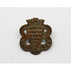 Duke of Cornwall's Light Infantry Collar Badge