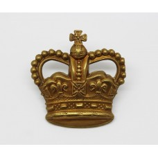 British Army Warrant Officer Class 2 Arm Badge - Queen's Crown