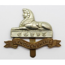 Lincolnshire Regiment Cap Badge