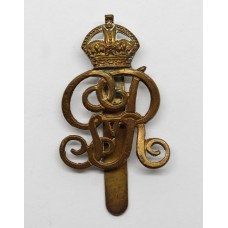 George V Norfolk Yeomanry Cap Badge