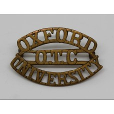 Oxford University O.T.C. (OXFORD/OTC/UNIVERSITY) Shoulder Title