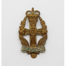 Queen Alexandra's Royal Army Nursing Corps (Q.A.R.A.N.C.) Cap Badge - Queen's Crown
