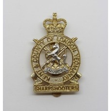 Kent & County of London Yeomanry (Sharpshooters) Anodised (St